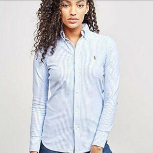 Ralph Lauren Classic Oxford Button Down Shirt